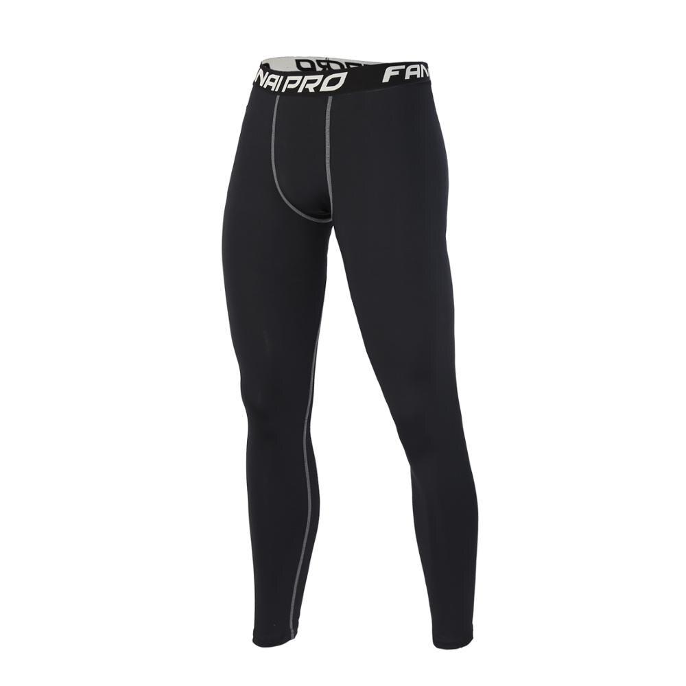 8f68f7fd5 Pantalones de compresión para correr mallas de entrenamiento para hombre  Leggings deportivos para gimnasio trotar pantalones