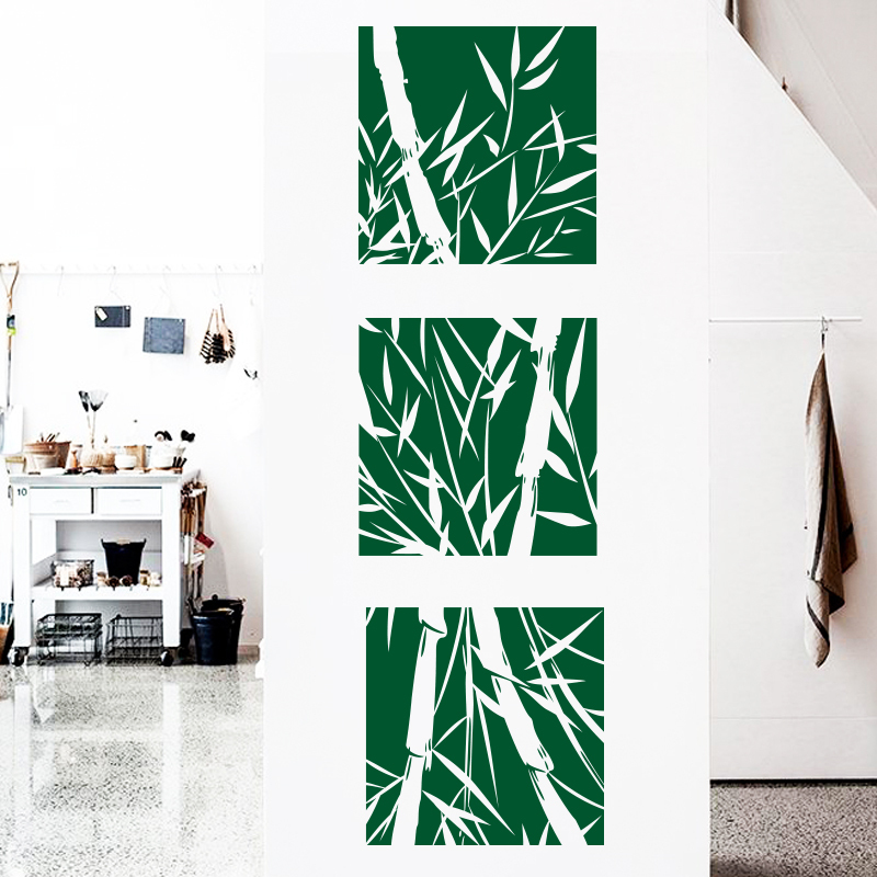 Popular bamboo wall design buy cheap bamboo wall design for Where can i find cheap home decor