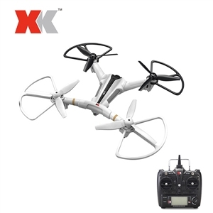 XK X300 6-axis Gyro Posicionamiento De Flujo Óptico Aire Prensa de mantenimiento de Altitud RC Quadcopter RTF 2.4 GHz