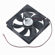 DC Axial fan cooler 2pin 12025 120x120x25mm for computer case cooling