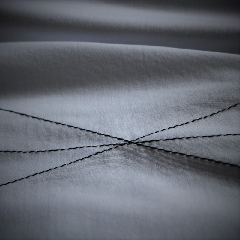 2018 Undertale 여름 불규칙한 얇은 라인 느슨한 라운드 - 남성 의류 - 사진 5
