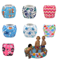 Super Swim Diapers One Size Baby Swimwear Pants Toddler Baby Girls or Boys Swimming Diapers