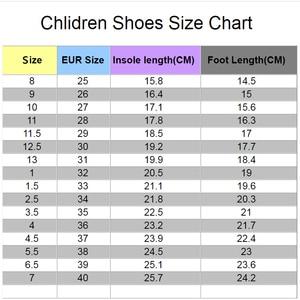 Image 5 - PINSEN 2020 enfants chaussures pour filles baskets respirant élastique chaussures décontractées mode enfants baskets fille Sport chaussures