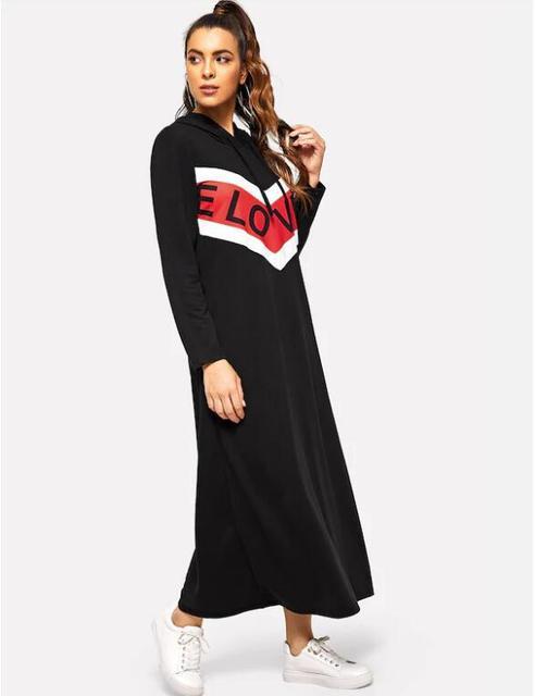 Sport Cotton Dress Hooded Cap