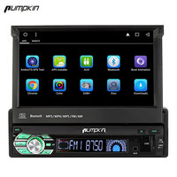 Pumpkin 1 Din 7 Android 6 0 Car Radio No DVD Player GPS Navigation Bluetooth DAB