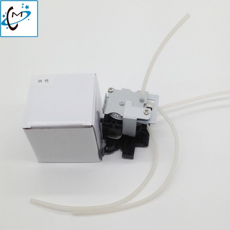 3piece/lot dx5 print head resistance solvent based ink pump for Mutoh vj1604 Mimaki jv5 jv33 ts5 cjv30 plotter printer pump