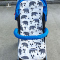 New Baby Stroller Accessories Cotton Diapers Changing Nappy Pad Seat Carriages/Pram/Buggy/Car General Mat for New Borns Unisex