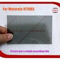 20 unids/lote original de alta calidad de película de película polarizada polarización polarizador lcd para motorola xt1085