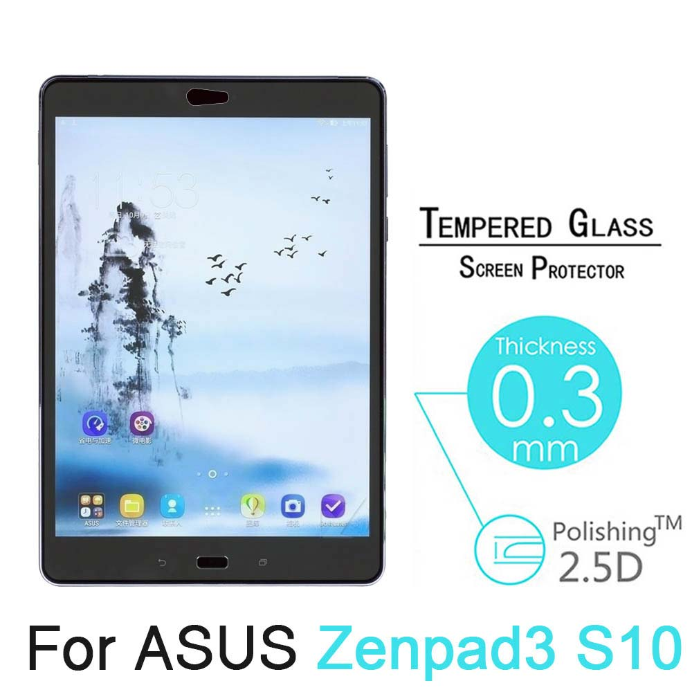 New Tablet Tempered Glass Screen Protector For Asus T101HA 10.1 Transformer Mini