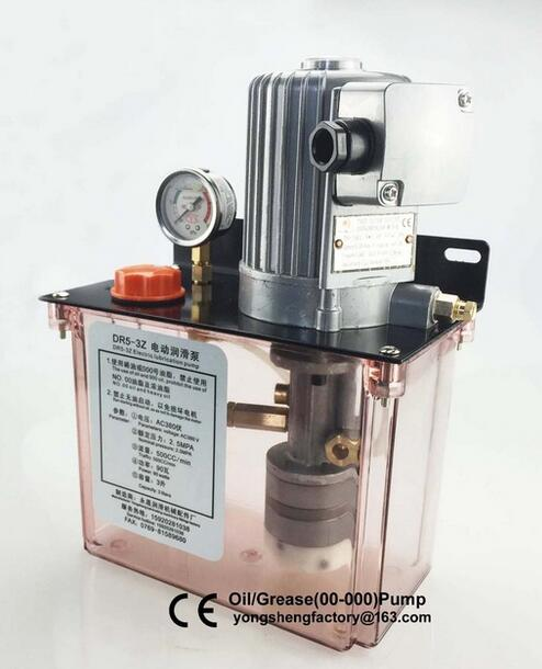 Lubricate electric motor for Electric motor oil lubrication