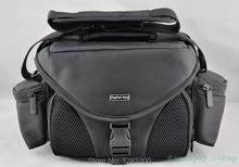 Black CAMERA BAG SLR for Canon Nikon Samsung Canon Sony  — free shipping