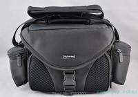 Black CAMERA BAG SLR For Canon Nikon Samsung Canon Sony Free Shipping