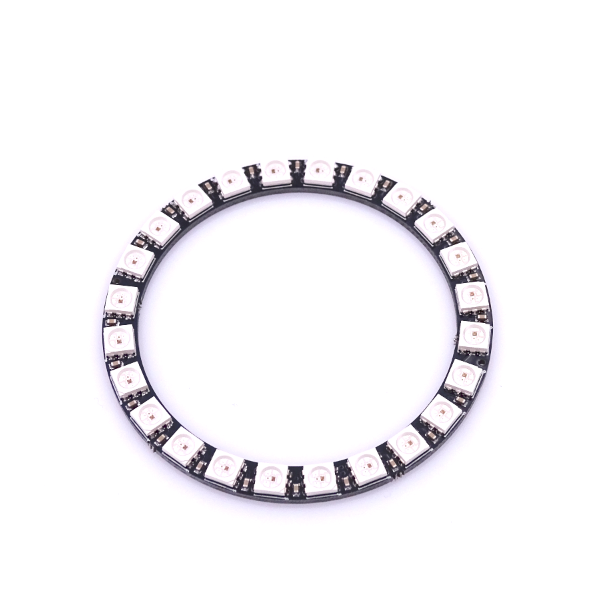 Light-Module Arduin LED 10PCS RGB Strip with Integrated-Drivers 24-X-Ws2812/5050