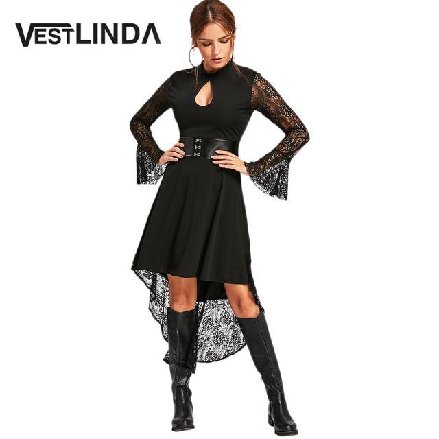 Long Sleeve Semi Formal Dress