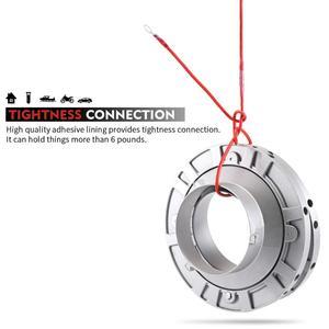 Image 3 - 270/540 Uds Kit de conector de cable termorretráctil, anillo de crimpado aislado eléctrico, terminales automotrices marinas impermeables con espada a tope