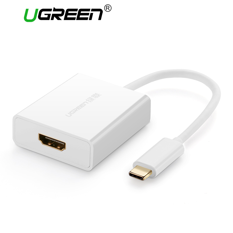 Ugreen USB C to HDMI Type C to HDMI USB 3 1 Female Adapter Support 4K