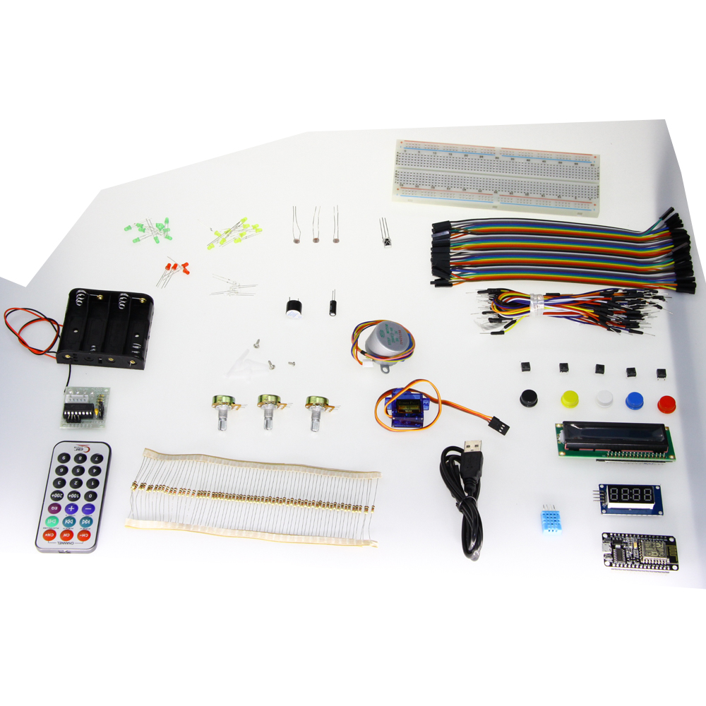 IOT Starter Kit MQTT WIFI Internet of Things programming learning Suite with ESP8266