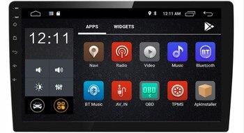 "10.2""IPS Car Head Unit For Nisson xtrail Juke qashqai Multimedia 2din AutoradioCar Audio Universal Tape Recorder DVD Player GPS"