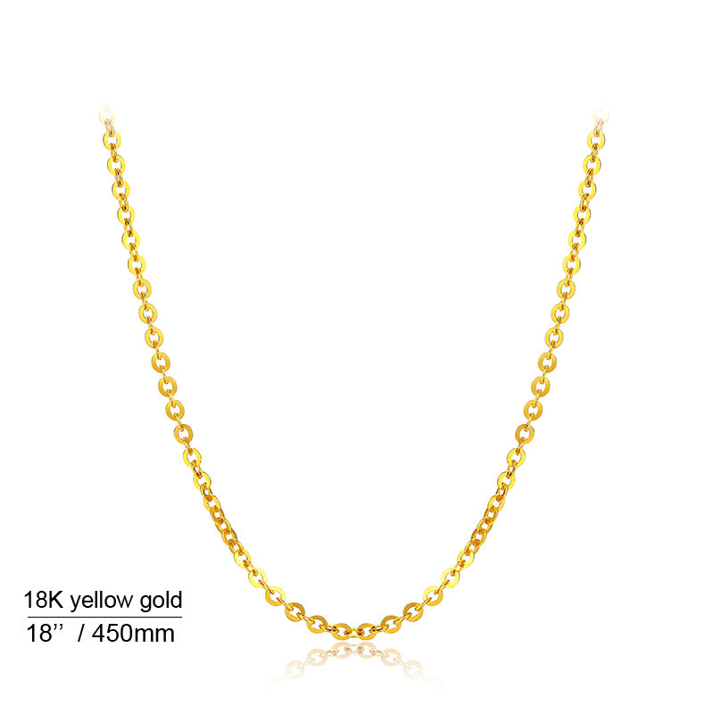 18k jewelry customize link in Necklaces from Jewelry Accessories