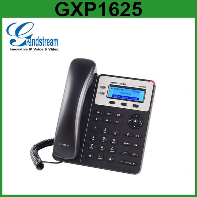 US $85 0 |Grandstream GXP1625 Cheap 2 SIP lines POE IP Phone ,Voip Phone-in  VoIP Phones from Computer & Office on Aliexpress com | Alibaba Group