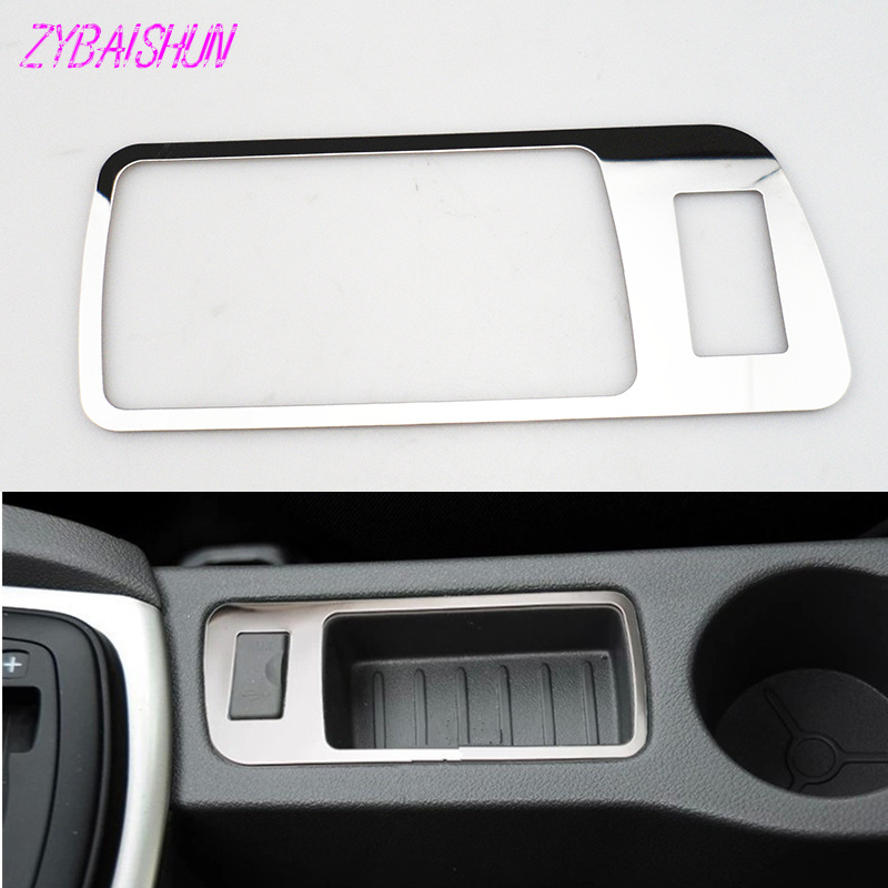 Car USB Panel Decorative Coating Finish Suitable For Ford Focus 2 MK2 2005- 2014 Styling Cars