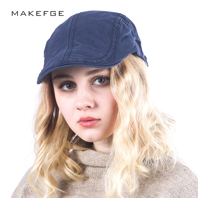 Male   Women Beret Caps a119bf299455