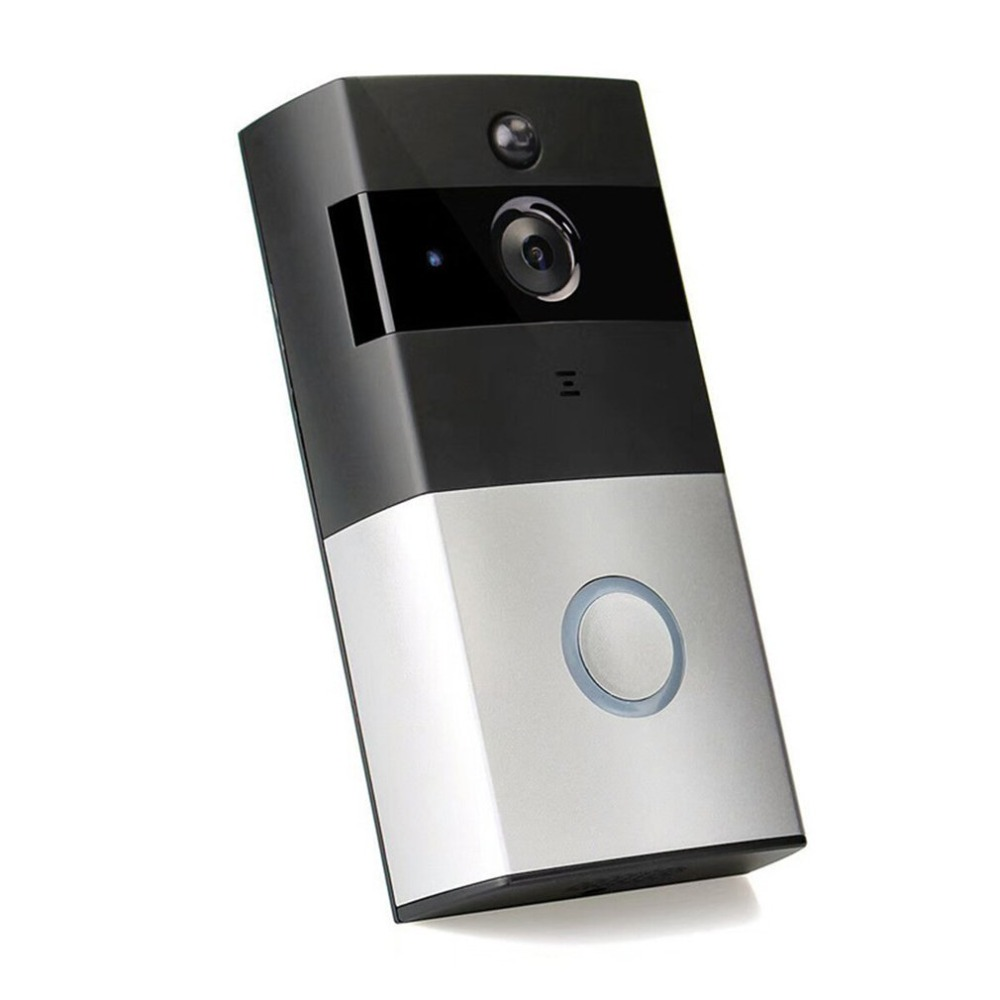 M1 Professional Home Security Wireless IP Doorbell 720P Infrared Night Vision Motion Detection Alarm Doorphone Doorbell wireless ip doorbell with 720p camera video phone door bell night vision security system motion detection security doorphone