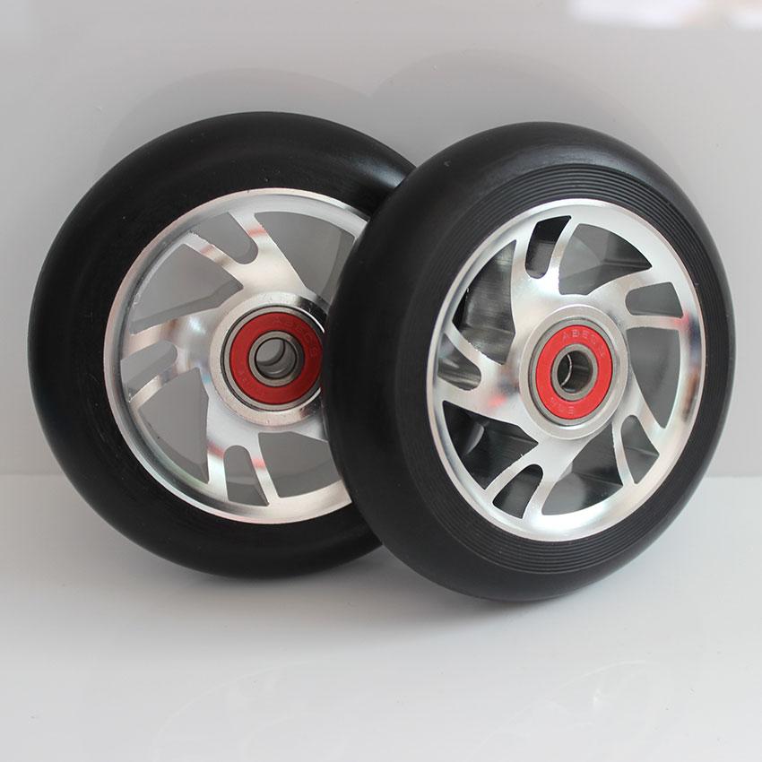 Kostenloser Versand! Stunt Roller Räder / Aluminiumlegierung Räder - Radfahren - Foto 1