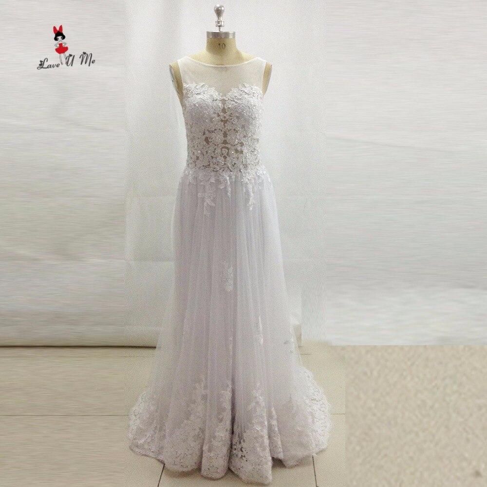 Abiti Da Sposa On Line.Gelinlik Abito Da Sposa Greek Beach Wedding Dress Lace Tank