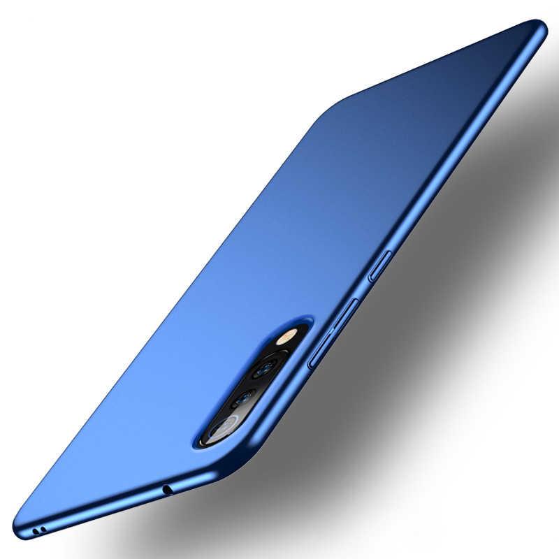 יוקרה מקרה עבור xiaomi mi 9 T מט מחשב אולטרה דק פלסטיק קשיח חזרה כיסוי טלפון מקרה עבור xiaomi mi 9 T פרו xiaomi mi 9 T מגן