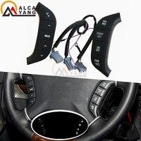 Car Accessories Steering Wheel Switch Audio Radio Control 84250 PJL for Mitsubishi Pajero audio button