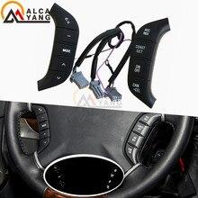 Accesorios de coche volante interruptor Audio Radio Control 84250-PJL para Mitsubishi Pajero botón de audio