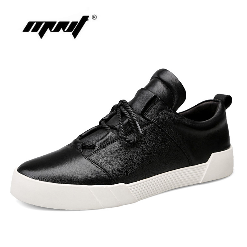 Plus Size Men Shoes Ootdoor Natural Leather Casual Shoes Fashion Breathable Design Soft leather Autumn Shoes Men fabrecandy new spring autumn men casual shoes fashion breathable flat men shoes sneakers pu leather waterproof plus size 37 47