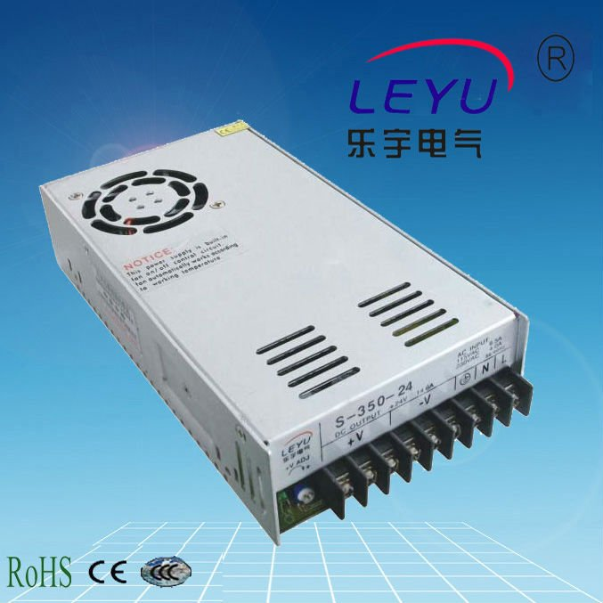 CE RoHS 5v ac dc S-350-5 single output high frequency switching power supply real factory best price s 350 5 single output switching power supply ce rohs approved 5v dc output power supply