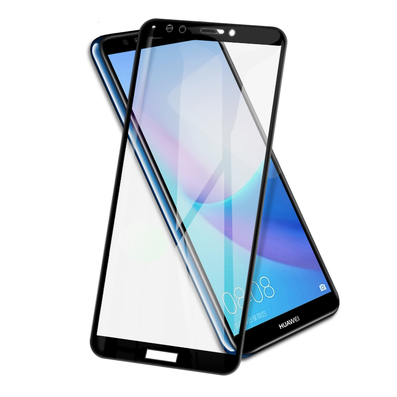 Tempered Glass For Huawei Honor 7C 7A Pro Y7 Y6 Prime 2018 Y6 Pro 2017 Full Cover Screen Protector Glass For Honor Y7 Y5 Y9 2018Tempered Glass For Huawei Honor 7C 7A Pro Y7 Y6 Prime 2018 Y6 Pro 2017 Full Cover Screen Protector Glass For Honor Y7 Y5 Y9 2018