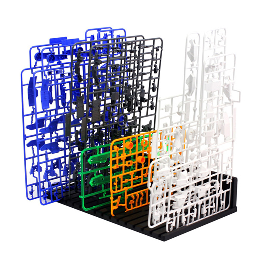 For Gundam Model Auxiliary Tool VT-123 Rest Stand Easy Insert Shelf Stand Up Shelf  Model Building Tool Sets