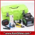 Alineación automática del Núcleo KomShine GX36 Óptica Fusionadora de Fibra Óptica Kits Incluye Sumitomo FC-6S Fiber Cleaver