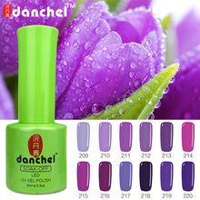 Danchel Nails Art Gel Nail Polish 9ML Ve