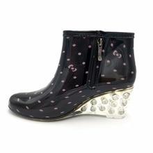 Women's Short Rain Boots