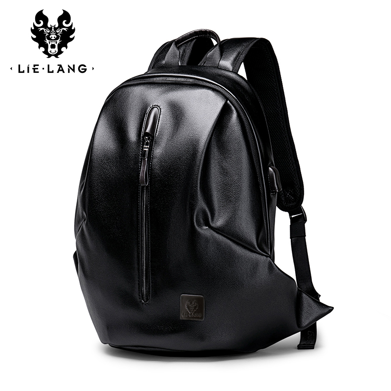 LIELANG Computer Backpack Student-Bag College Leisure Men's Fashion Youth Trend