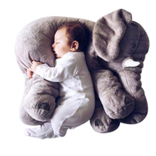 Appeasing Calm Playmate 1 PCS Large 60 Cm Elephant Baby Doll Toys Pillow Plush Toys Stuffed Doll Infant Soft