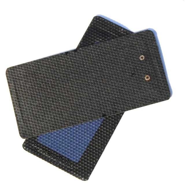 1Pc 0.3W 2V Waterproof Foldable Solar Panel DIY Battery Cell Flexible Amorphous Silicon Membrane Solar Charging Panel 4
