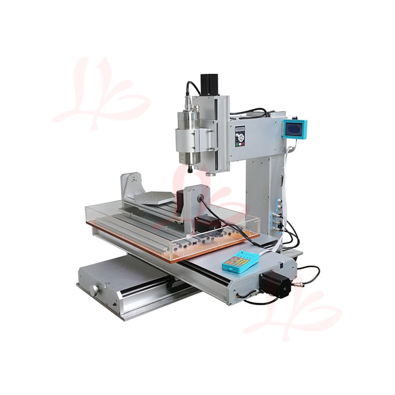 hot sale model CNC router 6040 with A axis B axis 6040 5axis wood carving engraving machine