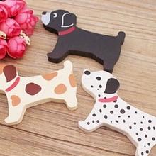 Новое поступление милые Doggy Dog Ластики Pet Ластики животного Ластики коллекция для школы и учителя