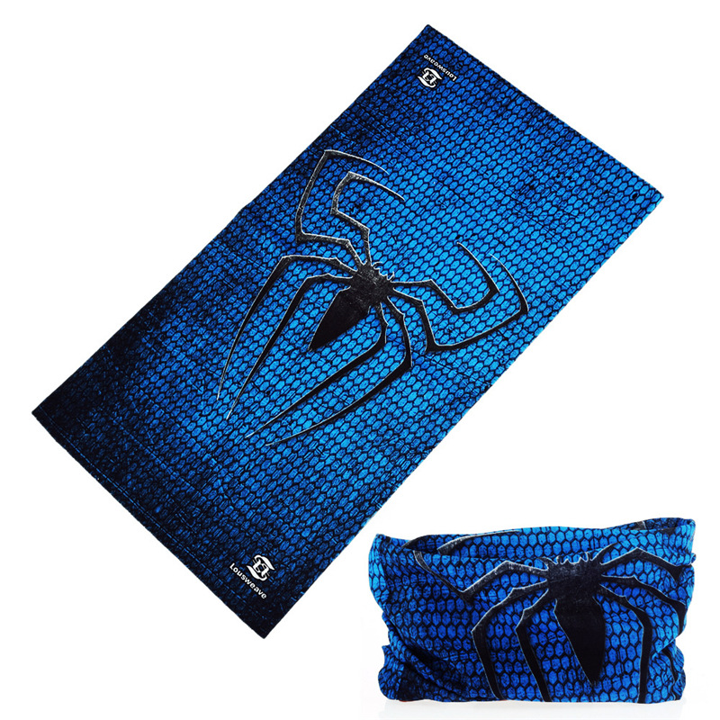 Neck Gaiter Bandana Men Foulard Moto braga cuello Multi Use Face Shield Women   Scarf   buffe Spider Shemagh Military Headband Camo