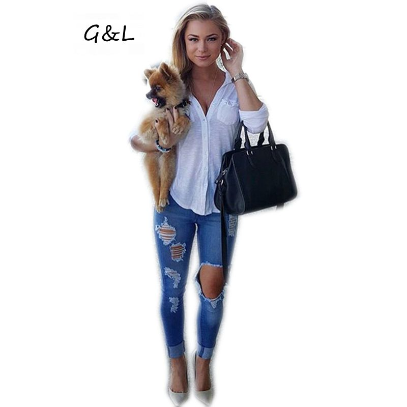 Online Get Cheap Jeans Cut up -Aliexpress.com | Alibaba Group