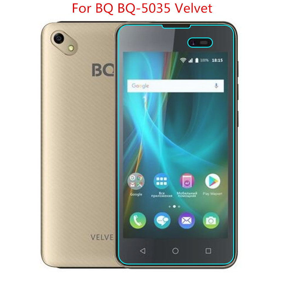 For BQ BQ-5035 Velvet 5035 Explosion-proof Anti-glare Tempered Glass Screen Protector Film for BQ 5035 BQ5035 5.0 inchFor BQ BQ-5035 Velvet 5035 Explosion-proof Anti-glare Tempered Glass Screen Protector Film for BQ 5035 BQ5035 5.0 inch