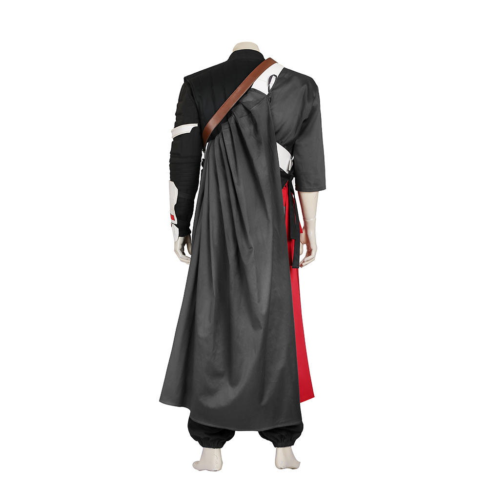 Movie Rogue One A Star Wars Story Cosplay Costume Chirrut Imwe Costume Men Halloween Christmas Cosplay Costume For Men Full Set in Movie TV costumes from Novelty Special Use