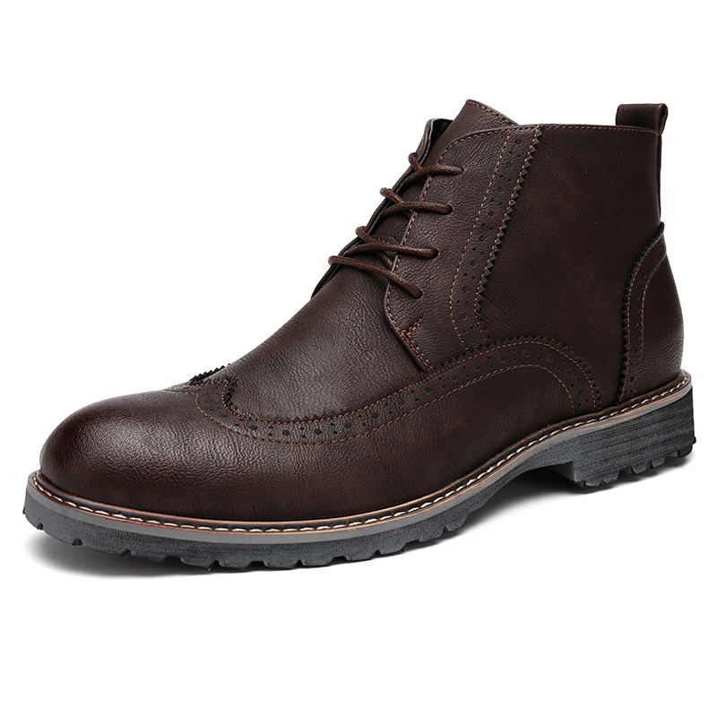 Popular Vintage Boots Men-Buy Cheap Vintage Boots Men lots from