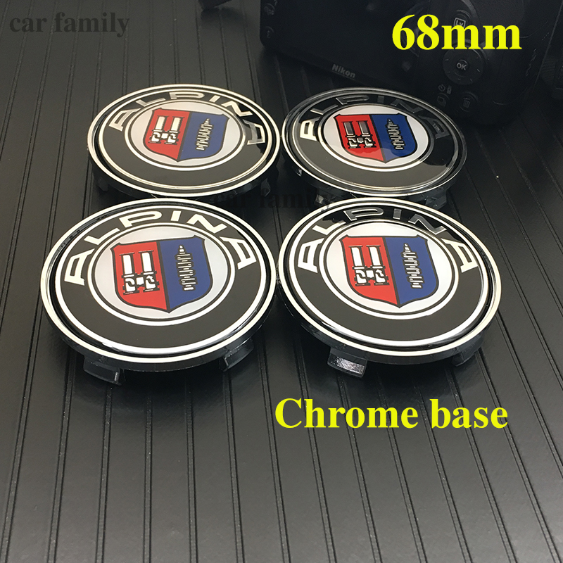 cheapest Car Steering Wheel Sticker Flying Wheel Trim Decoration Middle Center Emblem Logo Ring Cover For A4 B8 B9 Q5 Q7 A6 C7 A7 A8 D4